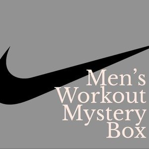 5 Piece Men's Clothing Reseller Mystery Box